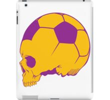 Sport death iPad Case/Skin