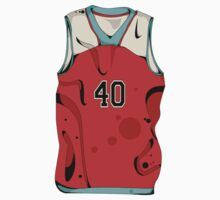 Basketball player jersey Baby Tee