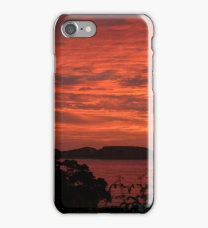 Good Morning - Australia Day 2012 iPhone Case/Skin