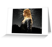 Clarke Greeting Card