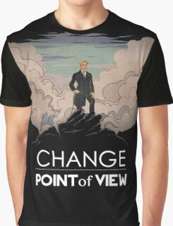Change point of view Graphic T-Shirt