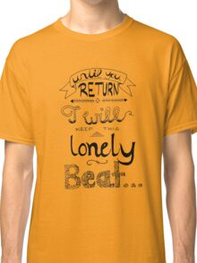 lonely beat Classic T-Shirt