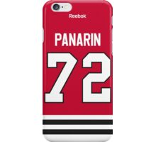 Chicago Blackhawks Artemi Panarin Jersey Back Phone Case iPhone Case/Skin