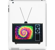 Trippy TV iPad Case/Skin
