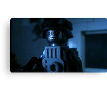 Lego Robot Soldier Canvas Print