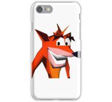 Crash Bandicoot iPhone Case/Skin