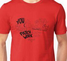 Tape Deck Heart Unisex T-Shirt