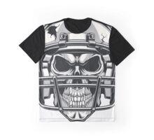 NFL Skull Graphic T-Shirt