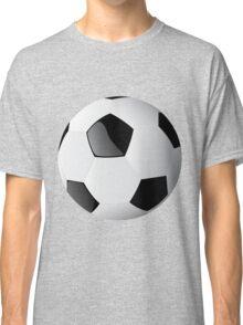 Football players kicking Classic T-Shirt