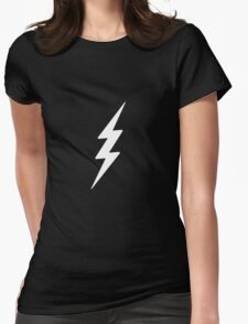 Justice League - The Flash Womens Fitted T-Shirt