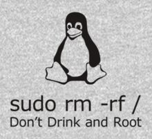 don't drink and root One Piece - Short Sleeve