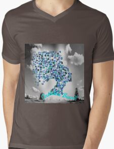 Pictures In The Wind Mens V-Neck T-Shirt