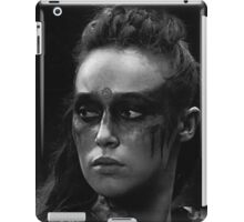 Commander Lexa iPad Case/Skin