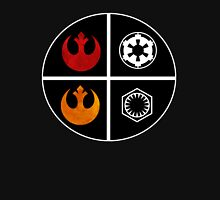 star wars symbols  Unisex T-Shirt