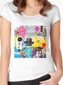 Breathe Easy live Women's Fitted Scoop T-Shirt