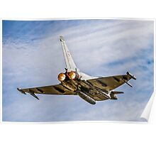 Afterburners Poster