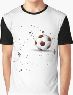 Football design Graphic T-Shirt