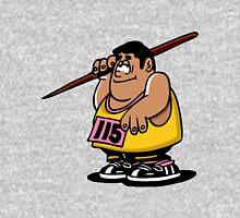 Javelin sport cartoon art Unisex T-Shirt