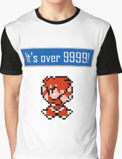 Over 9999! Graphic T-Shirt