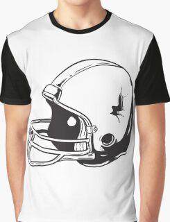 American football helmet Graphic T-Shirt