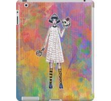 Paper dress iPad Case/Skin