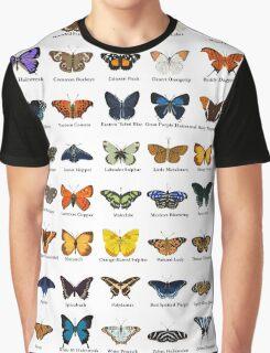 Butterflies Graphic T-Shirt