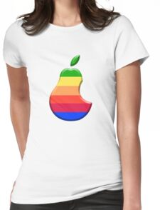 We are apple, you are pears - 01 Womens Fitted T-Shirt