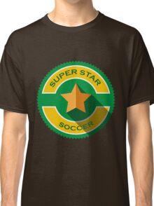 creative super star soccer Classic T-Shirt