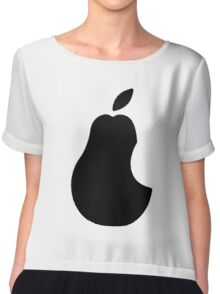 We are apple, you are pears - 02 Chiffon Top