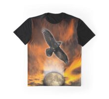 crow moon Graphic T-Shirt