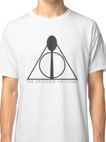 The Spoonie Hallows Classic T-Shirt