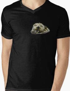 Sea Otter Who Me Surely not! T-Shirt