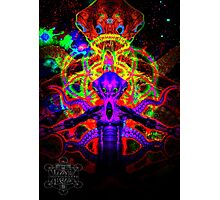 Cosmic Tentacle Screamer Photographic Print