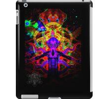 Cosmic Tentacle Screamer iPad Case/Skin