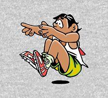 Athletics sport cartoon art Unisex T-Shirt