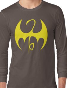 Iron Fist - Yellow Long Sleeve T-Shirt