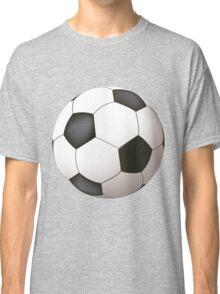 Soccer ball art Classic T-Shirt