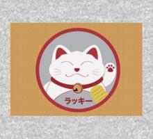 Lucky cat Baby Tee
