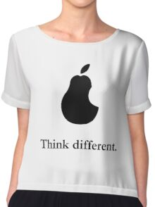 We are apple, you are pears - 05 Chiffon Top