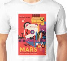 NASA - Mars  Unisex T-Shirt