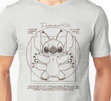 vitruvian stitch Unisex T-Shirt