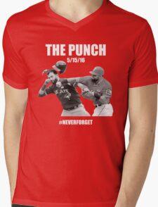The Punch 1 Mens V-Neck T-Shirt