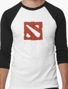 DOTA 2 - Logo Men's Baseball ¾ T-Shirt