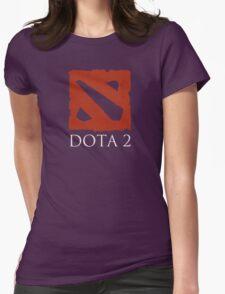 DOTA 2 - Logo Womens Fitted T-Shirt