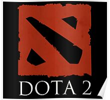 DOTA 2 - Logo Poster