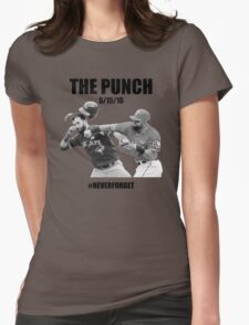 The Punch 2 Womens Fitted T-Shirt