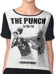 The Punch 2 Chiffon Top