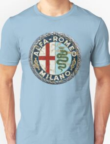 ALFA ROMEO RETRO BADGE T-Shirt