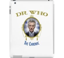 Dr Who - The Chronic iPad Case/Skin