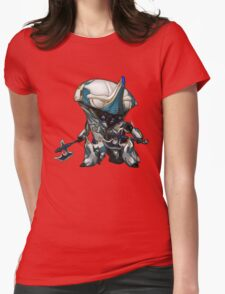 FrostChibiStyle Womens Fitted T-Shirt